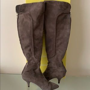 Circa by Joan & David Suede Knee-high Boots